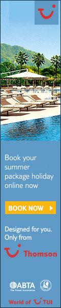 Thomson Summer holidays 2017